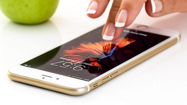 Smartphone Cellphone Touchscreen Mobile Technology